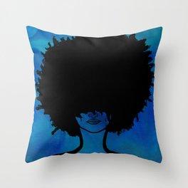 """Mirembe"" - Peace Throw Pillow"