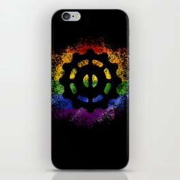 Helm of Awe - Pride iPhone Skin