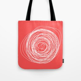 Nest of creativity Tote Bag