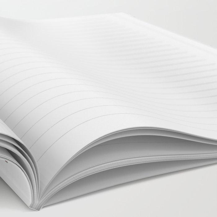Rugged Cross Notebook