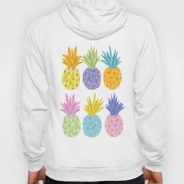 Colorful Pineapples Hoody