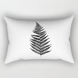 Fern silhouette Rectangular Pillow