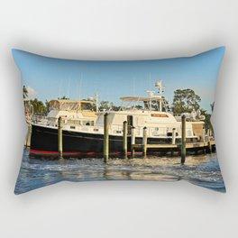 Shoreline in Fort Myers IV Rectangular Pillow