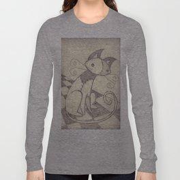 Kitty Long Sleeve T-shirt
