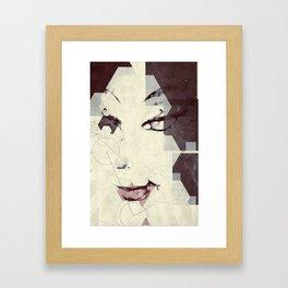 Caelum Framed Art Print