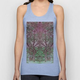 Nature's Cathedral #1 Unisex Tank Top
