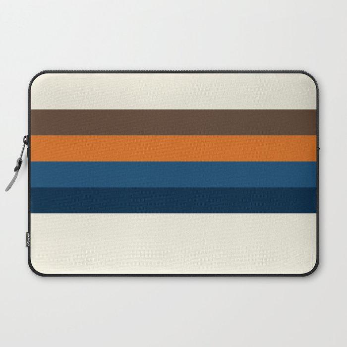 70's Basement Laptop Sleeve By Mattbeechey