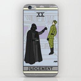 Judgement - Tarot Card iPhone Skin