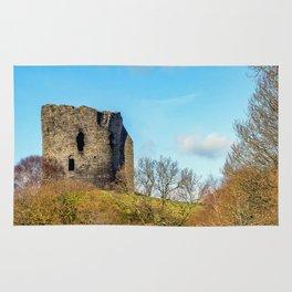 Dolbadarn Castle Rug