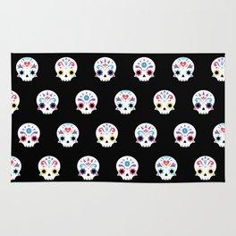 Cute sugar skulls B Rug