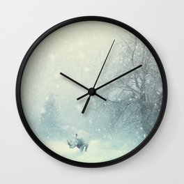 Different dont mean weak Wall Clock