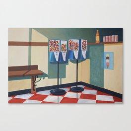 Gumball Machines  Canvas Print