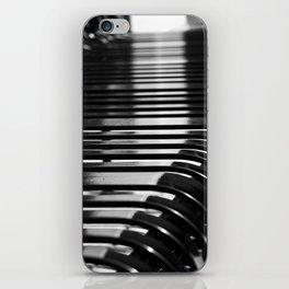 Aligned iPhone Skin