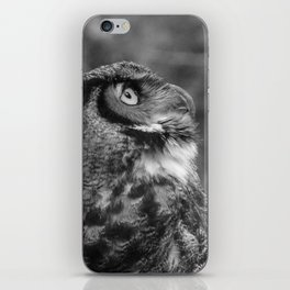 The Gaze by Teresa Thompson iPhone Skin