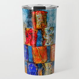 Soup Cans - Square Meal Travel Mug