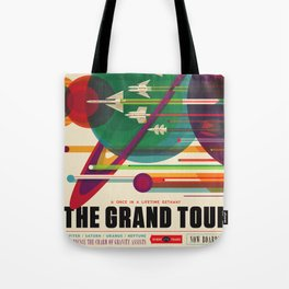 The Grand Tour Tote Bag