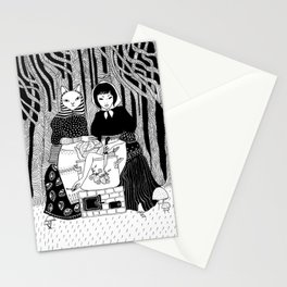 Cabbage soup Stationery Cards