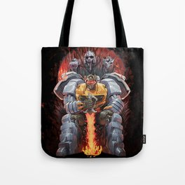 A King Undisputed Tote Bag