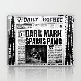 Daily Prophet newspaper Laptop & iPad Skin