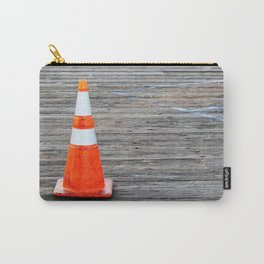 Warning Cone Carry-All Pouch