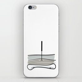 Acupuncture - Peaceful iPhone Skin