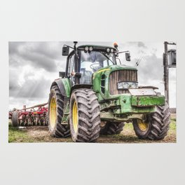 Tractor 2 Rug