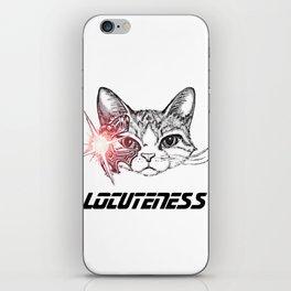 LoCUTEness iPhone Skin