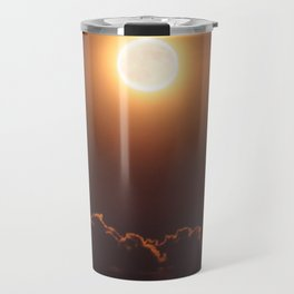 Diana in Full Force Travel Mug