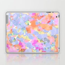 Floral abstract Laptop & iPad Skin