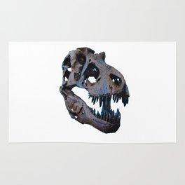 The Dinosaur Skull (Color) Rug