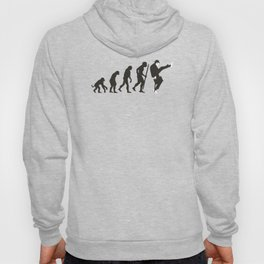 Evolution of silly walks Hoody
