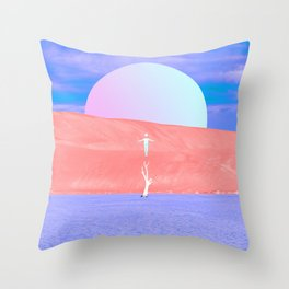 Biss Throw Pillow