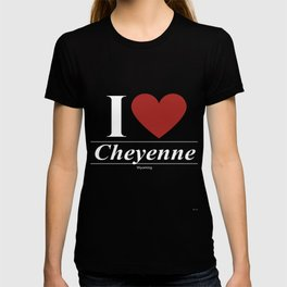 Cheyenne Wyoming WY Wyomingite T-shirt