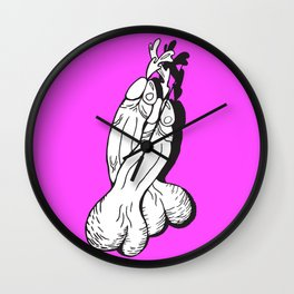 Intersexional Wall Clock