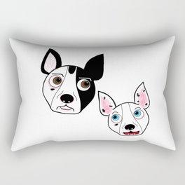 Ciccio + Barkley Rectangular Pillow