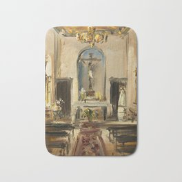 Private Chapel Bath Mat