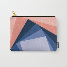 Abstract Square Games Carry-All Pouch