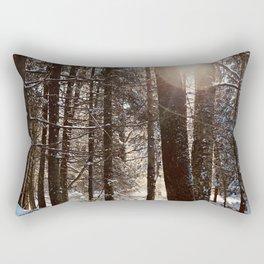 Hope is rising. Rectangular Pillow