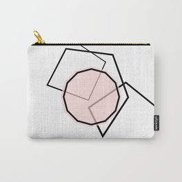 Minimal art 14 Carry-All Pouch