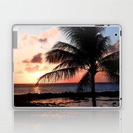 Hawaiian Sunset Laptop & iPad Skin