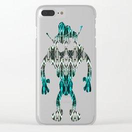 Arts Décoratifs Clear iPhone Case