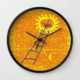 T A L E Wall Clock