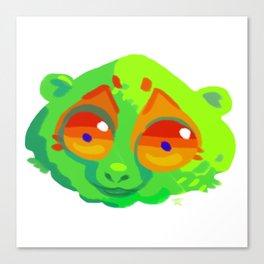 Colorful Loris Canvas Print