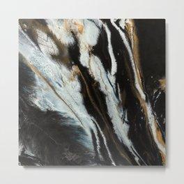 Fine Art Agate Metal Print