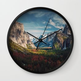 Where The Wild Things Be Wall Clock