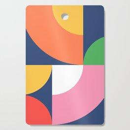 Abstract Geometric 17 Cutting Board