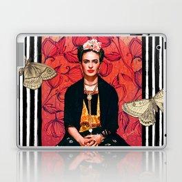 Frida enamorada Laptop & iPad Skin