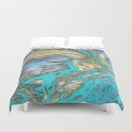 Woody Water Duvet Cover