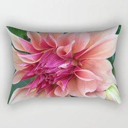 438 - Dahlia Rectangular Pillow