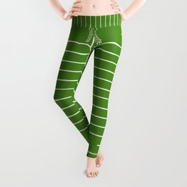 Football Field design Leggings